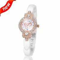 LONGBO Europe New Luxury Jewelry Girls Casual Bracelet Brand Watches,Fashion Leisure Women Water Resistant Ceramics Quartz Watch