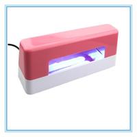 Professional 9W UV Nail Dryer Light for Nail UV Gel Polish Cure Pro Nail Lamp Nail Tools EU Plug