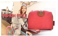 Free Shipping Hot Sale Original design New Item 8 colors Women Messenger Bag