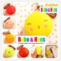 New arrive Cute colors macaron squishy charm / mobile phone strap Pendant / Wholesale