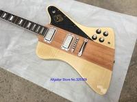 China firenird guitar Incomparable natural yellow slash electric guitars