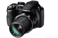 Free shipping digital SLR camera S4500 1400 megapixel 30x optical zoom telescopic lens 1280 * 720 HD video recording LCD display