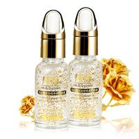24K Gold  Essence Liquid  Whitening Moisturizing Moisturizing Anti-Aging Anti wrinkle super anti-aging cream revitalizes