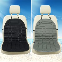 2015 New Winter Car Heated Seat Cushion Cover Auto 12V Heat Heating Warmer Pad Free Shipping Drop Shipping SV07 SV012033