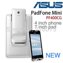 Original ASUS PadFone mini 4 inch Android smart phone+7 inch Tablet pc,Intel Atom Intel Atom Z2560 Dual Core/sim mobile pad(China (Mainland))