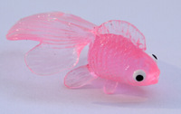 TPR bendable rubber  yoyo plastic toy products plastic toy factory in china Small goldfish bath pool