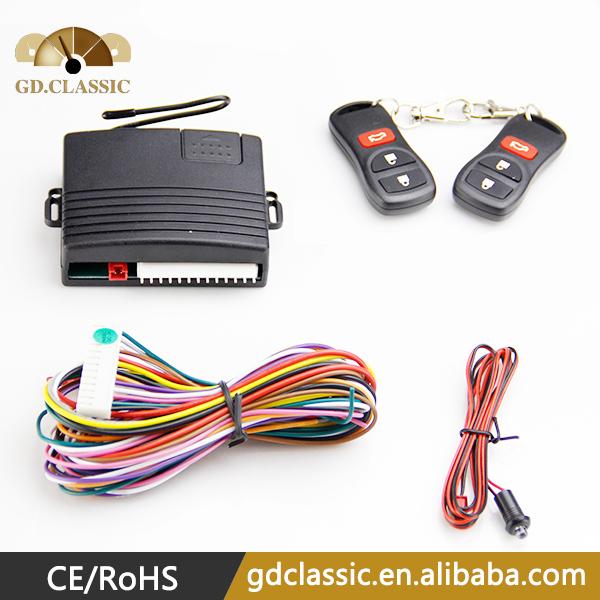 Original quality universal remote control keyless entry system(China (Mainland))