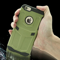 High impact Military Combo Rugged Armor case for iPhone 6 4.7 inches