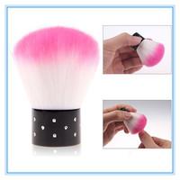 Colorful Nail Art Tools Nail Brush For Acrylic & UV Gel Nail Art Dust Cleaner Nail Art Brushes