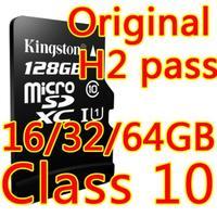 Kingston memory card sdxc micro sd card 128gb class 10 mini microsd 64GB cartao de memoria 32gb TF card 16GB 128 gb retail box