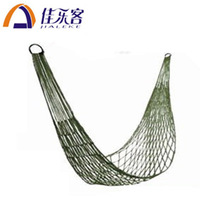 5261 High Quality Brand JIALEKE Sleeping Bed Outdoor Travel Camping Hammock Garden Portable Nylon Hang Mesh Net