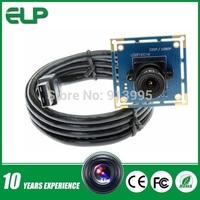 1080p full hd  free driver mini usb cmos camera module with 2.1mm lens  ELP-USBFHD01M-L21