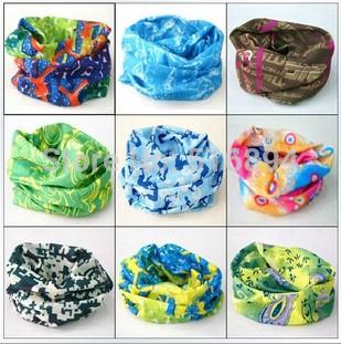 New style 20 design Outdoor Sunscreen Sport Ride Scarf Men Women Magicaf High-elastic Sweatbands Mask Headband Wristband(China (Mainland))