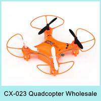3Pcs Cheerson CX-023 CX023 Mini 4CH 2.4GHz Radio Control RC Quadcopter with Gyro LED Light 360 Degree Eversion RTF NEW Wholesale