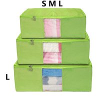 (L) New Oxford clothes Storage bags storage cases Quilt bag Storage organizer & Container