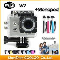 Action Camera Full HD DVR Sport DV SJ5000 wifi version 30m Wifi control 1080P Helmet Waterproof Camera Motor Mini DV SJ5000