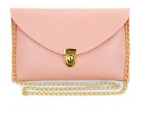 Hot Products 2014 promotion envelope lady clutches bags woman bags for Women leather shoulder bags
