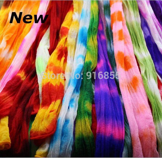 Free Shipping Wholesale Multicolor 100pcs/Lot Flower Nylon Stocking Material Accessory Handmade DIY Nylon Flower Stocking(China (Mainland))