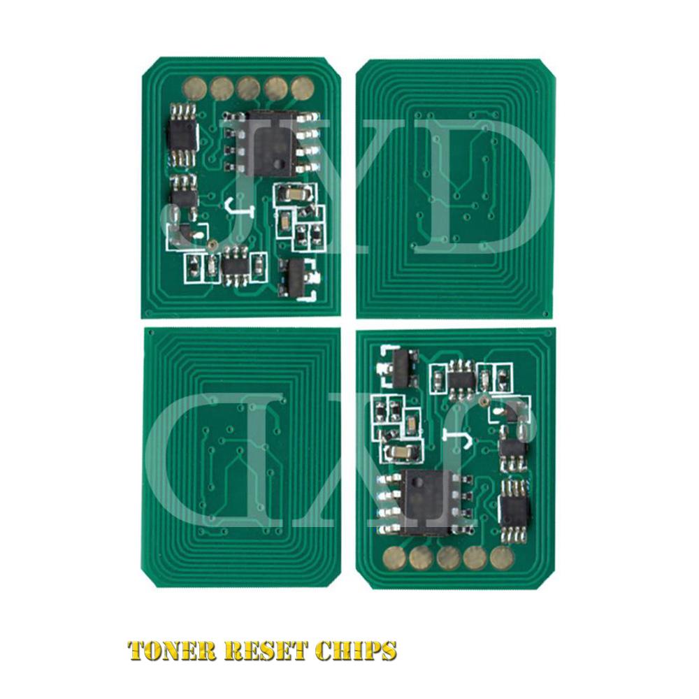Чип картриджа 4 KYMC OKI C5550 C6100 6150