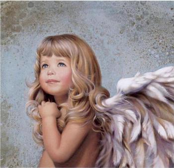 Вышивки крестом 2015 3d Diy алмаз живопись вышивка стразами смолы комплект картина маслом ремесло ткани мозаика ручной работы по уходу за детьми ангел