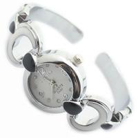 Stylish Small Ladies Bracelet Watch with Steel Band Rhinestone for Students Female Girls Quartz Watches Dress Wristwatches
