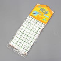 Promotion Wholesale 2pcs/bag 6pcs/lot Bamboo Fiber Dish Towels  Kitchen Towels Magic Dish Cloth Random Color QT448