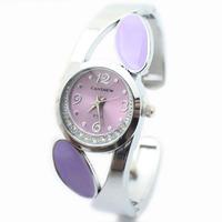 Upscale Hot-sale Rhinestone Dress Bracelet Watches with Steel Band for Students Female Girls Quartz Fashion Ladies Wristwatches