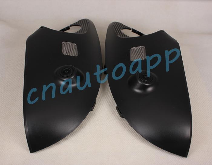 Car Side Mirror Camera HD CCD Camera For Toyota Prado 2010 2014 (1 x Left side Camera / 1 x Right side camera)(China (Mainland))