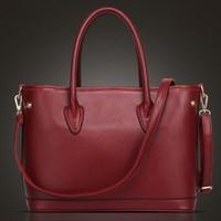 New 2015 fashion women shoulder bag stamp one shoulder bag women leather handbags women messenger bags women handbag tote bags
