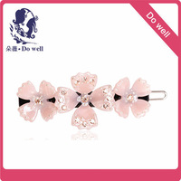 free shipping hair flower  clip hairpin  hair accessory hair pin clip  made  from  china