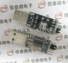 1pc/lot   USB to TTL UART module CH340G CH340 3.3V 5V switch 30502