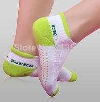 2014 Hot Sale 4Pairs/Lot Women Professional Toe Socks Anti-Slip Message Floor Sports Socks Meias Pilates Calcetines A59
