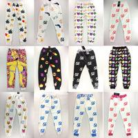 Top Quality Emoji Pants Women Cartoon Emoji Joggers 3D Printed Trousers Causal Loose Pants Couple Stylish Sweatpants