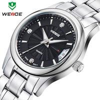 New Fashion luxury brand women watches stainless steel Japan movement ladies watch calendar quartz watch relogios 30m waterproof