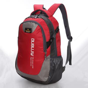 Новый стиль мода свободного покроя спорт дважды плечо путешествия рюкзак H274
