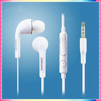 Hot Headphone Earphone Handsfree with Mic Earphone For SAMSUNG GALAXY S3 S4 Note3 for Iphone 6 5 4 headphone fone de ouvido