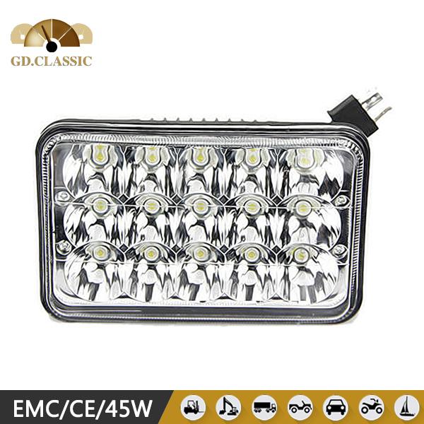 45w daytime running lights12v running lights 7 inch day light led car(China (Mainland))