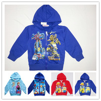 New Kids clothing girls boys cotton full sleeve Jackets casual cartoon tops 10 pcs lot multi-color fashion outerwear