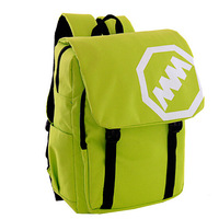2015 hot! Fashion canvas women backpack &shoulder bags Letter Printing Style Casual Backpack travel backpacks three color
