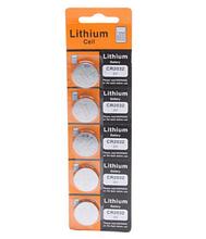 5pcs/lot, cr2032 3v-zellen-akku knopfzelle, knopfzelle, cr 2032 lithium-batterie für uhren, uhren, taschenrech