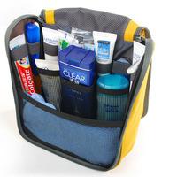 2014 Waterproof Cosmetics Bags Travel Wash Organizer Makeup Storage Bag necessaries maleta de maquiagem profissional Wholesale