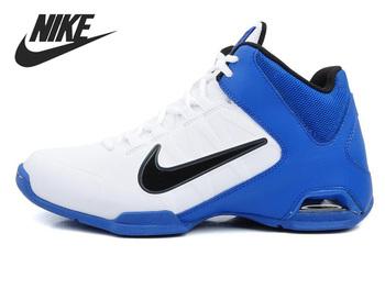 100% новый оригинальной аутентичной кроссовки NIKE найк воздуха VISI PRO IV баскетбольной обуви кроссовки бесплатная доставка
