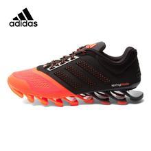 100% оригинал adidas 2015 новый Springblade мужские кроссовки обувь спортивная бритва обувь тапки C77904 бесплатная доставка(China (Mainland))