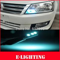 LED Eyelid Parking Front side marker width Lamp Light Bulbs Canbus for VW Volkswagen Passat Tiguan Touan Golf6 Polo CC Jetta