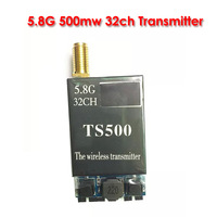 5.8G 500mW 32 Channel TS500 Wireless Transmitter Module LED Display for Quadcopter