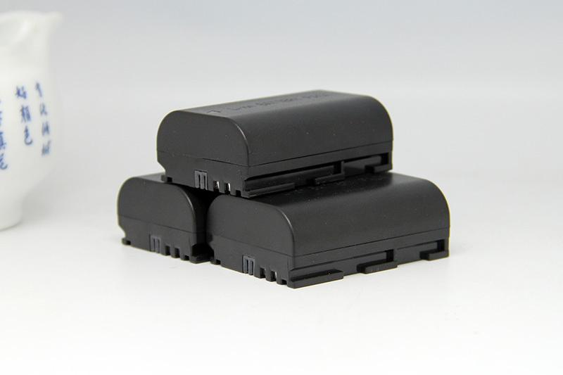 Hot Sellling LP E6 LP E6 Camera Battery Batteries for Canon 70D 5DII 5D2 5D3 7D