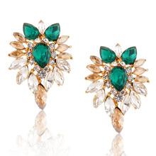 Europe and America 2015 new beautiful fashion women's earring Elegant stud earring for women free shipping 1226