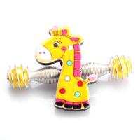 Kids Cute Cartoon Headwear  super adorable  Monkey / sheep / giraffe / mouse /kitty Lara clip hair accessories colorful G01