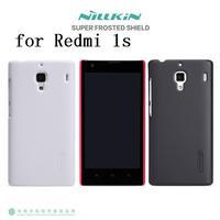 SpecialOffer  1pcs Nillkin case for  Xiaomi  Redmi 1S (  Redmi ) frosted shield cases + 1pcs screen protectors +Retail box