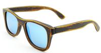 2015 High Quality  Coating Eye Glasses Men Wood Sunglasses Fashion Gafas Bamb Sunglasses Women  Sports Oculos 6016